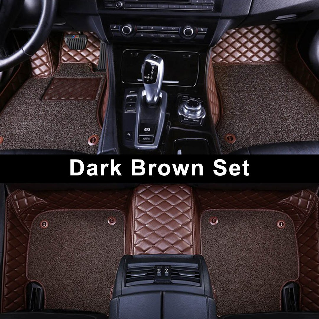 dark brown set